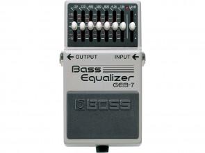 Boss GEB-7 Bas equalizer pedal