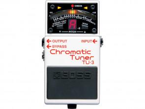 Boss TU-3 pedal tuner