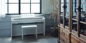 CASIO PX-870 el-piano - Hvidt