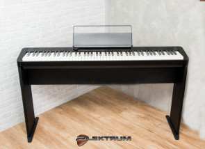 Casio Privia PX-S1000 BK el-piano med stativ