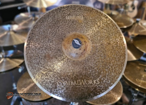"CymbalWorks Casablanca 16"" crash bækken"