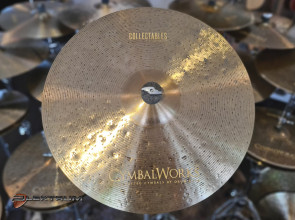 "CymbalWorks Collectables 18"" Vintage Crash bækken"