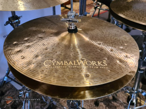 "CymbalWorks Collectables 16"" Session Hihat"
