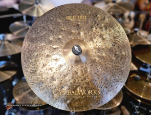 "CymbalWorks Collectables 24"" Vintage Ride bækken"