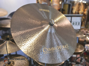 "CymbalWorks Copenhagen 22"" All Ride bækken"