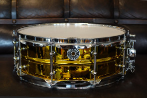 Drum Gear lilletromme i 5x14 ChromeGold