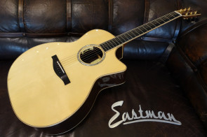 Western Guitar EASTMAN AC622ce cutaway + pick-up