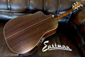 Western Guitar EASTMAN AC220ce cutaway + pick-up