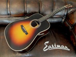 Western Guitar EASTMAN E-20D i Sunburst