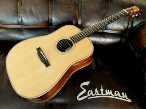 Western Guitar EASTMAN E8D med hardcase