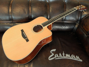 Western Guitar EASTMAN AC122ce med pick up