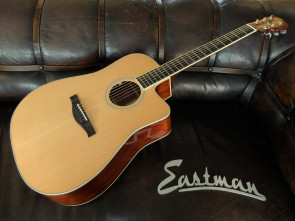 Western Guitar EASTMAN AC420ce med pick up