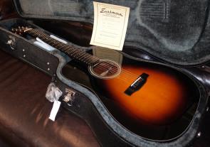 Western Guitar EASTMAN E-10D Lefthand