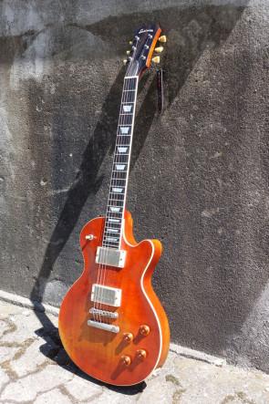 Eastman Solidbody SB-59v Amber guitar