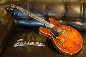 Eastman T386 Classic guitar - Lefthand