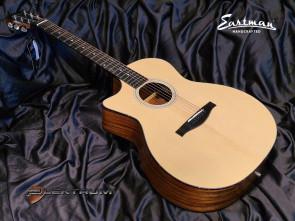 Eastman AC222ce-LF western guitar - Venstre
