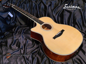 Eastman AC322ce-LF western guitar - Venstre