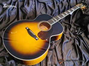 EASTMAN AC630-sb Jumbo guitar