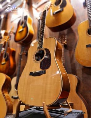 EASTMAN DT30D Double Top Western guitar