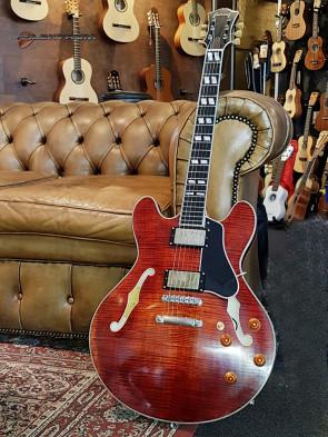**SOLGT** EASTMAN halvakustisk Thinline T59/v Classic guitar