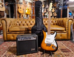 El-guitar pakke