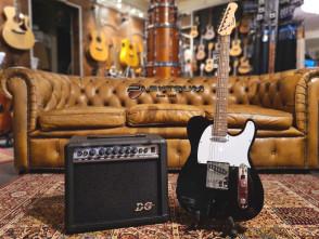 El-guitar pakke T-style