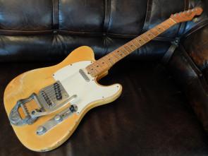 **SOLGT** Vintage Fender 1967' Telecaster med Bigsby