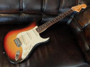 Vintage Fender 1972' Stratocaster