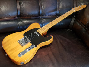 **SOLGT** Fender TL52-ccb Telecaster - Made in Japan