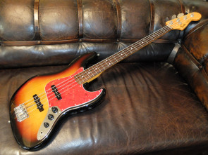 **SOLGT** Fender Japan Jazzbas - Sunburst