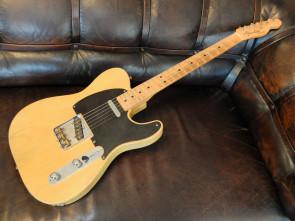Vintage Fender el-guitar 1952' Telecaster