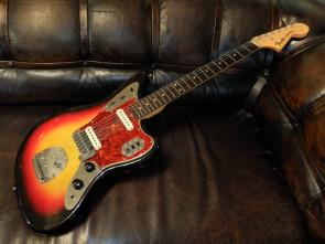 Vintage Fender Jaguar 1964