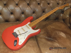 **SOLGT** Fender Stratocaster Hank Marvin el-guitar, Limited Edition