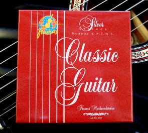 Classic guitar strenge sæt
