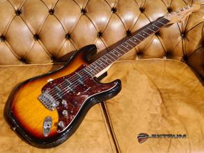 **SOLGT** G&L Comanche el-guitar - Brugt