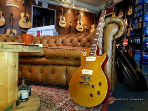 J&D Les Paul Gold Top el-guitar