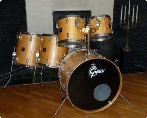 **SOLGT** Gretsch USA Custom Trommesæt - Brugt