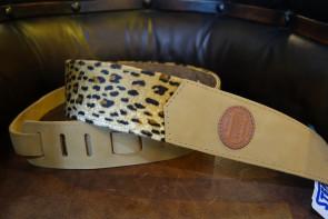 GuitarRem med Leopard mønster