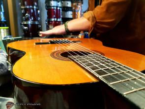 Guitar Reparation: Justering af Spansk guitar