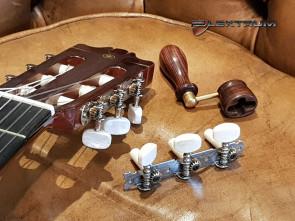Guitar Reparation: Nye mekanikker på spansk guitar