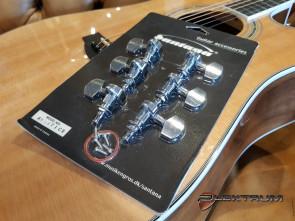 Guitar Reparation: Nye mekanikker på Akustisk guitar