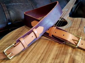 Læder GuitarRem