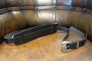Læder Vintage GuitarRem