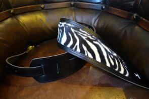 GuitarRem i Zebra mønster