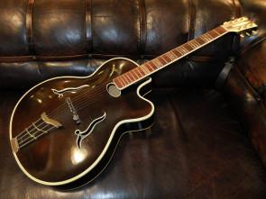 Höfner vintage guitar - Sort special