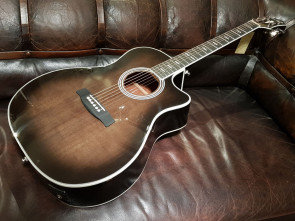 Hagström Western Halvakustisk Guitar