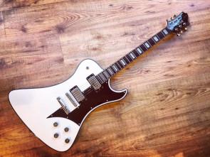 Hagström Fantomen Elektrisk Guitar - Hvid