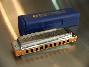 HOHNER Blues Mundharpe F