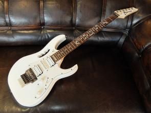 **SOLGT** Ibanez JEM 555 Steve Vai el-guitar