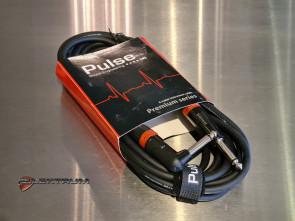 Pulse Jack kabel 6 mtr. - Vinkel